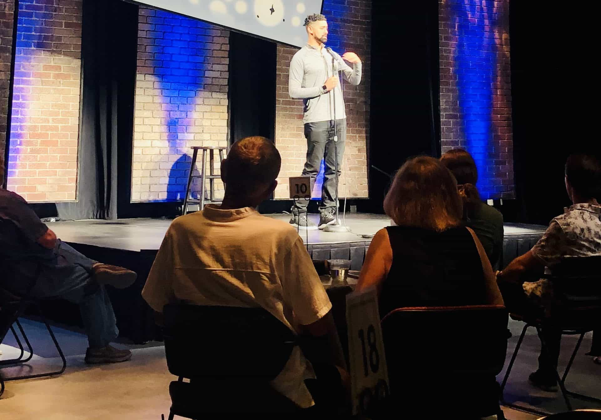 Advanced Stand Up Comedy Classes