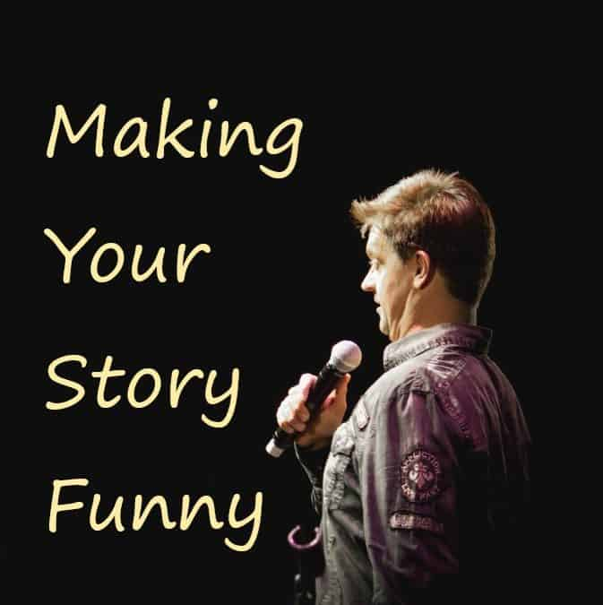 Making Stories Funny