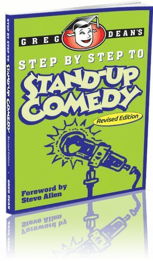 Greg Dean's Stand Up Comedy Classes definitive text